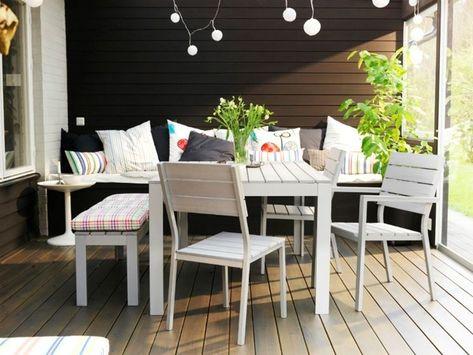 Ikea Tavoli E Sedie Per Giardino.Guida Alla Scelta Dele Sedie Da Giardino Ikea Arredamento