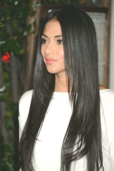 25 Exclusive Time Saver Hairstyle For Long Hair New Ideas Lange Schwarze Haare Frisuren Lange Dunkle Haare Lange Dunkle Haare
