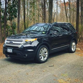 Find Your Ford Explorer At Hacienda Ford Plenty Of Space For The