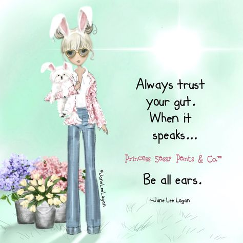 Be all ears…
