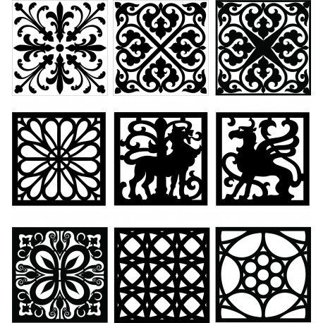 free dxf files for laser plasma router fiber free vector to