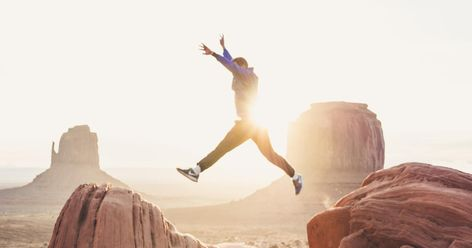 Look Before You Leap - But Don't Let It Slow You Down...
