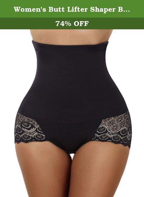 9e0d27d2c7 Women s Butt Lifter Shaper Bum Lift Pants Buttock Enhancer Booty Control  (XL