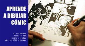 Aprende A Dibujar Comic 10 Volumenes Aprende A Dibujar Comic Aprender A Dibujar Dibujar Comic