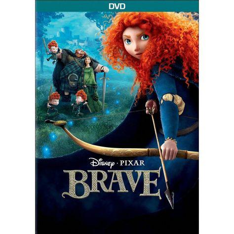 Brave (DVD), Movies