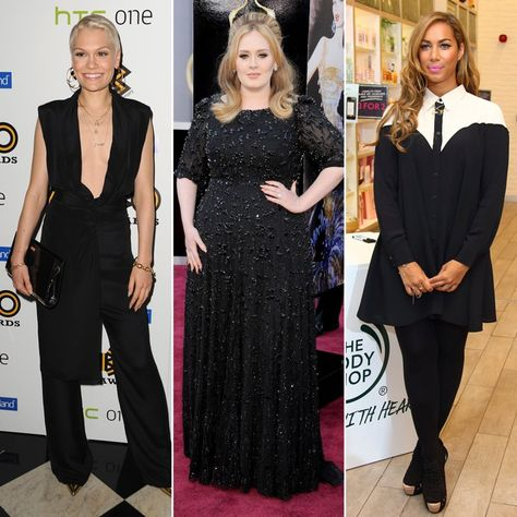 Pin for Later: Celebrities You Didn't Know Were Classmates BRIT School British music sensations Jessie J, Adele, and Leona Lewis all started out at the BRIT School in London.