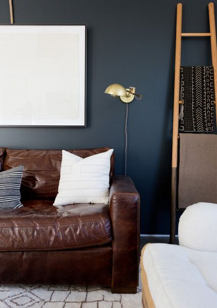 Hang Out - Pierce Brown's Bachelor Pad Brings The Drama To A Cali Cool Space - Photos