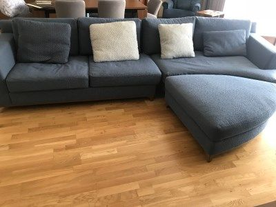 Lazzoni Marka Lucca 3 Lu Koltuk Ve Puf Sofa Furniture