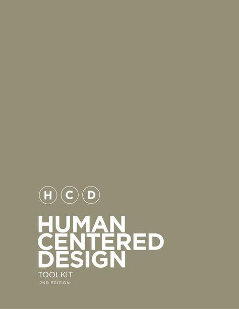 IDEO human centered design toolkit via Slideshare