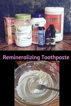 You Reverse Cavities with Remineralizing Toothpaste? Can you remineralize your teeth? Take a look at this simple toothpaste to reverse cavities!Can you remineralize your teeth? Take a look at this simple toothpaste to reverse cavities! Teeth Health, Healthy Teeth, Oral Health, Dental Health, Dental Care, Health Facts, Toothpaste Recipe, Homemade Toothpaste, Natural Toothpaste