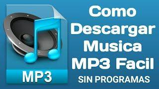Descargar Mp3 Descargar Musica Mp3 Gratis Rapido Y Seguro Musica Gratis Descargar Música Musica Gratis Musica