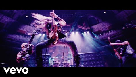 320 Videos De Metal Internacional Videos Metal Videos De Rock