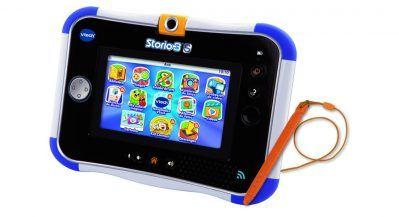 Vtech Storio 3s Tablet Educativo Para Niños Por 67 Juguetes Para Niñas Niños Conexion Wifi