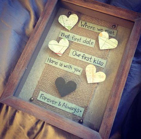 25 Valentine's Day Gifts for Him Boyfriends Creative DIY Crafts