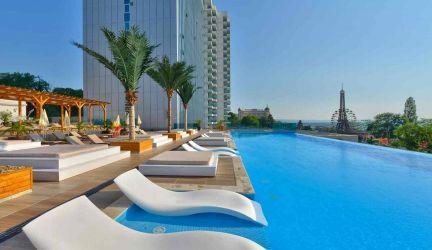 International Hotel Casino Golden Sands Bulgarien Sommerferie