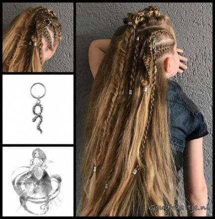 Super Hair Styles Braided Viking Ideas Hair Braids Braids For Long Hair Long Hair Styles Braided Hairstyles