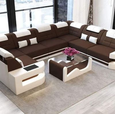 Magnificent Modern Corner Sofa Set Design For Living Room 2019 Amal Cjindustries Chair Design For Home Cjindustriesco