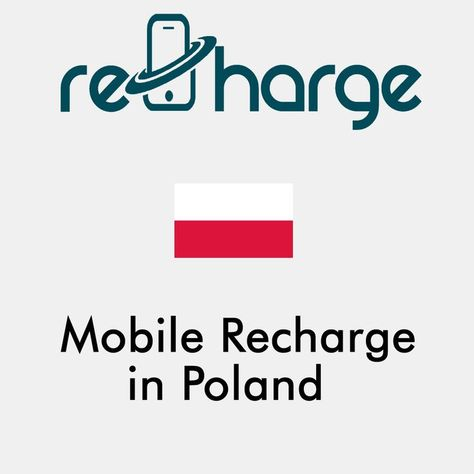 Mobile Recharge in Poland. Use our website with easy steps to recharge your mobile in Poland. Mobile Top-up Instant & Worldwide. You may call it mobile recharge, mobile top up, mobile airtime, mobile credit, mobile load or whatever you want #mobilerecharge #rechargemobiles https://recharge-mobiles.com/