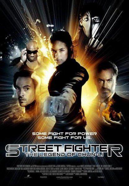 Street Fighter The Legend Of Chun Li Street Fighter Film Chun