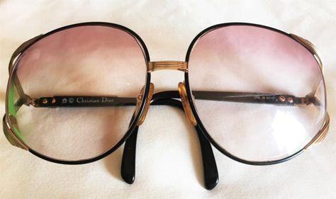 4ce9b4237242 Vintage Authentic Christian Dior Sunglasses
