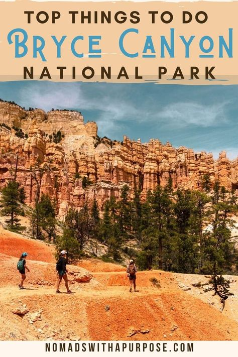 National Parks are a hot attraction this summer 2020 and that's why we've released and ultimate travel guide to Bryce Canyon filled with all the top things to do! #BryceCanyon #USNationalParks #NationalParks
