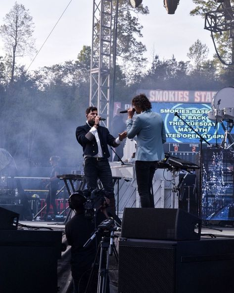 """Aubreanna Cox on Instagram: """"FOR KING AND COUNTRY! - #concertphotography #forkingandcountry #winterfest #smokymountains #nikonphotography #nikon #trending #tiktok…"""""""