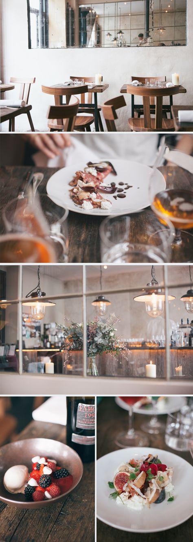 Restaurant Septime - Paris http://www.septime-charonne.fr/ Septime 80 rue de Charonne, 11e
