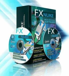 Forex Nuke Signals Trading Strategy System Indicator No Repaint