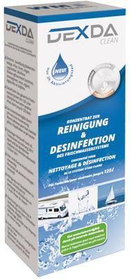 Wm Aquatec Dexda Clean Desinfektionsreiniger Fur Tankgrossen Bis
