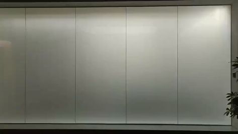 Switchable Privacy Smart Glass Conference Room Office