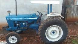 Trator Ford 6600 84 Turbinado Tratores Ford Olx Trator