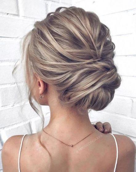 55 Ideas Wedding Hairstyles Medium Length Updo The Bride Mom Bride Hairstyles Ideas Len Frisuren Lange Haare Abiball Frisur Hochgesteckt Abiball Frisuren