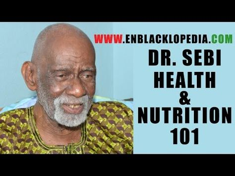"""Dr. Sebi Shares His Wisdom About Cures for """"Incurable"""" Diseases 