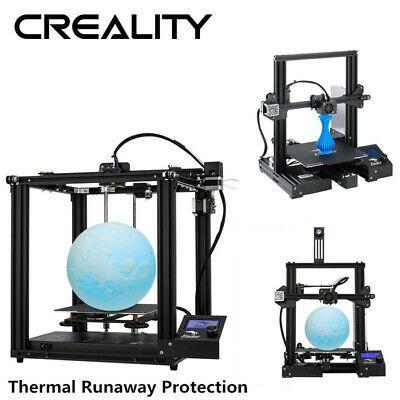 Creality 3D Ender 3 Ender 5 Ender 3 Pro 3D Printer 220x220x250mm Removable Bed