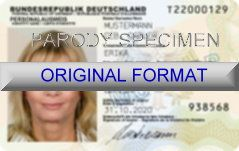 Germany Fake Ids Scannable Germany Drivers License Drivers License Fake Identity Fake