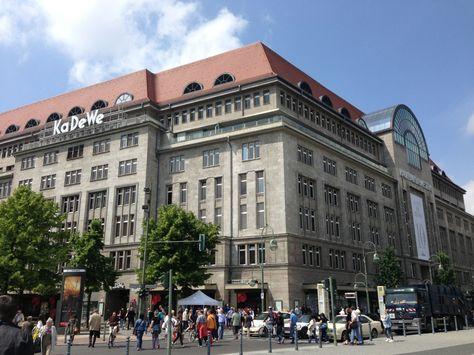 Kaufhaus Des Westens Kadewe Berlin Tour Tickets Sightseeing