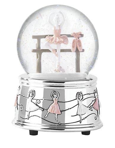 Reed and Barton Ballerina Waterglobe Metal | Reed & barton