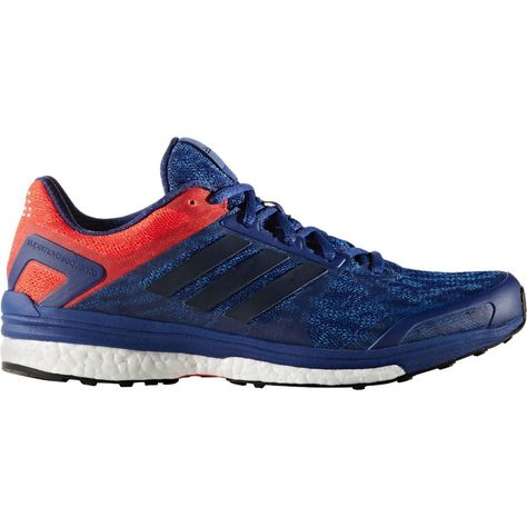 2fea983507b Adidas Supernova Sequence 9 Running Shoe Unity Ink Collegiate Navy Ray Blue  9.0