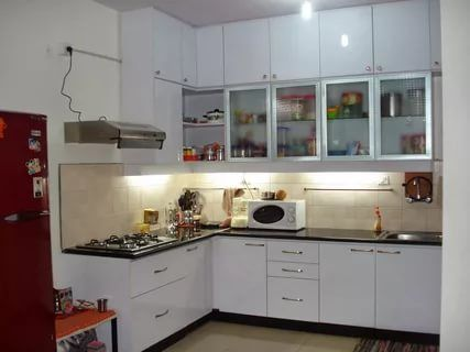 43 Brilliant L Shaped Kitchen Designs