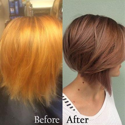 Rose Gold Hair Color Formula Redken Fresh Luxus Wella Illumina 10 1 Frisur Ideen Pinterest