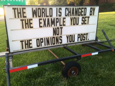 Very true and good point! Also most opinions that I post on here are really potential theories, it's me trying to figure out what happened. I'm going to have to accept I don't understand tho. Church Sign Sayings, Funny Church Signs, Church Humor, Funny Signs, Funny Church Quotes, Funny Jokes, Christian Humor, Christian Quotes, Christian Signs