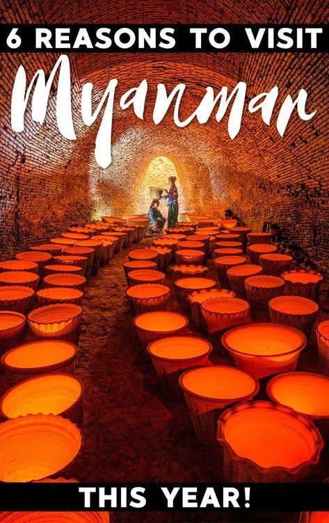 6 Brilliant Reasons Why You Should Visit Myanmar Now Myanmar