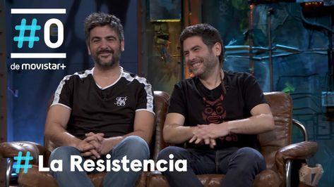LA RESISTENCIA - Entrevista a Estopa   #LaResistencia 21.10.2019