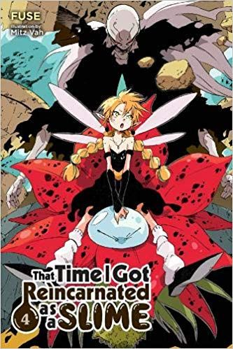 Download Pdf That Time I Got Reincarnated As A Slime Vol 4
