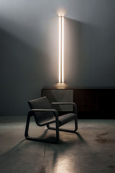 Blade wall lamp by baxter architonic baxter pinterest blade walls and tables