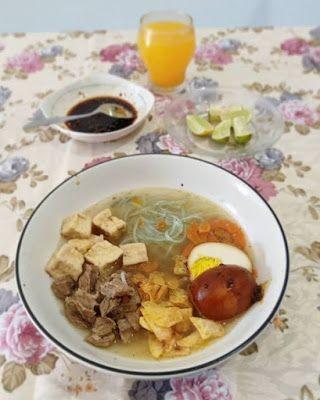 Timlo Daging Resep Daging Makanan Masakan Simpel