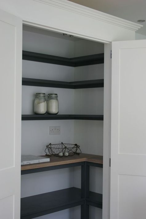 Ideas For Kitchen Pantry Doors Bifold