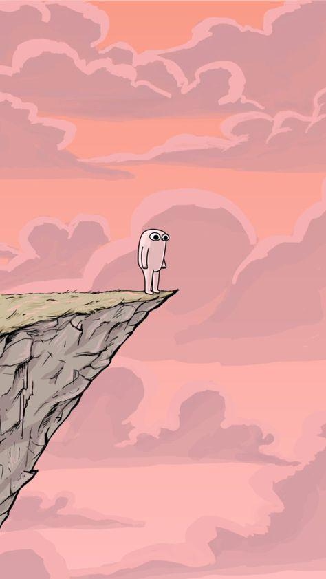 Wallpaper of Art Drawing Design and Cute Drawing Backgrounds Cartoon Wallpaper Iphone, Mood Wallpaper, Homescreen Wallpaper, Iphone Background Wallpaper, Aesthetic Pastel Wallpaper, Kawaii Wallpaper, Cute Cartoon Wallpapers, Tumblr Wallpaper, Disney Wallpaper