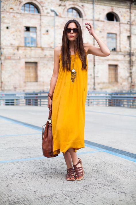 #fashion #fashionista @ireneccloset Gladiators e abito lungo: ho deciso che sarà la mia divisa!