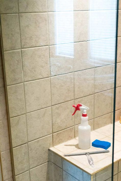 How To Remove Soap Scum From Glass Shower Door Glass Shower
